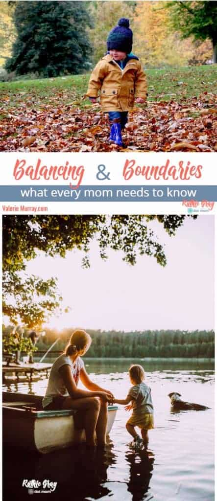 On balancing bonding and boundaries; what every mom needs to know about developing relationships to last through teenage turbulence; #Christian #life #mom #wisdom.