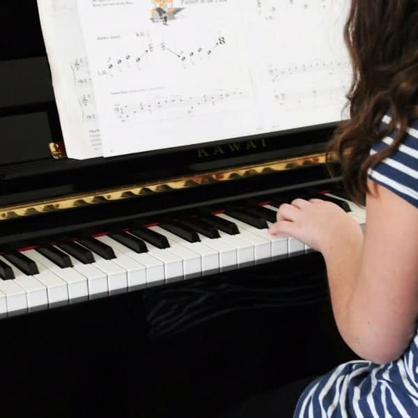 Five reasons why you shouldn't let your child quit piano lessons