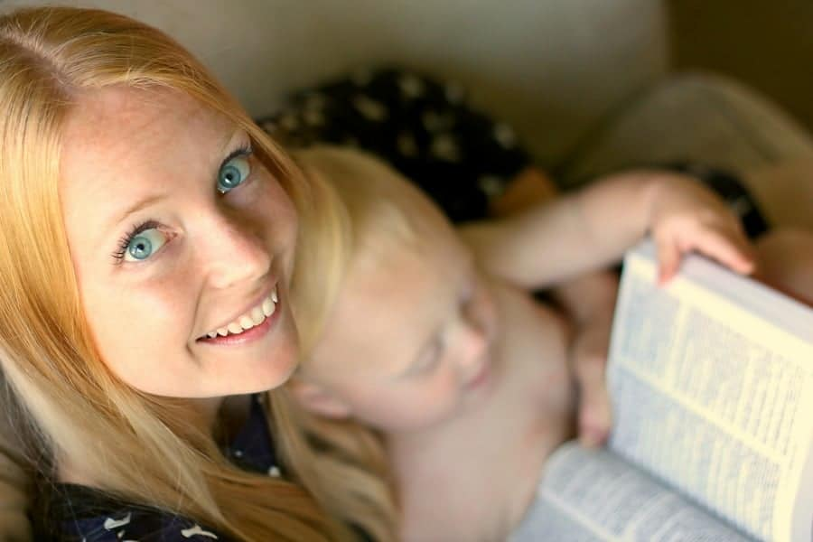 How a busy mom can fit in Bible study in 10 minutes