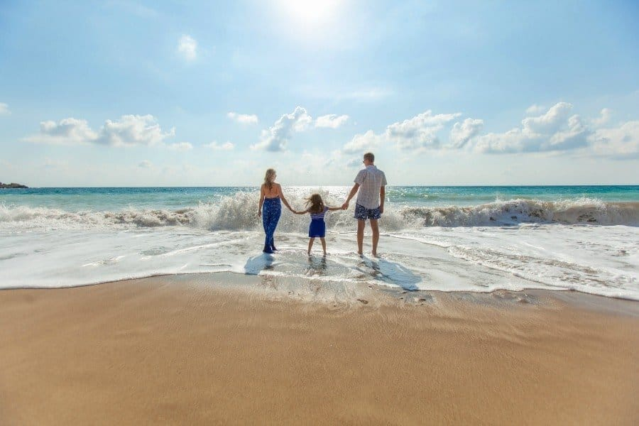 How to have a fun vacation (with kids)