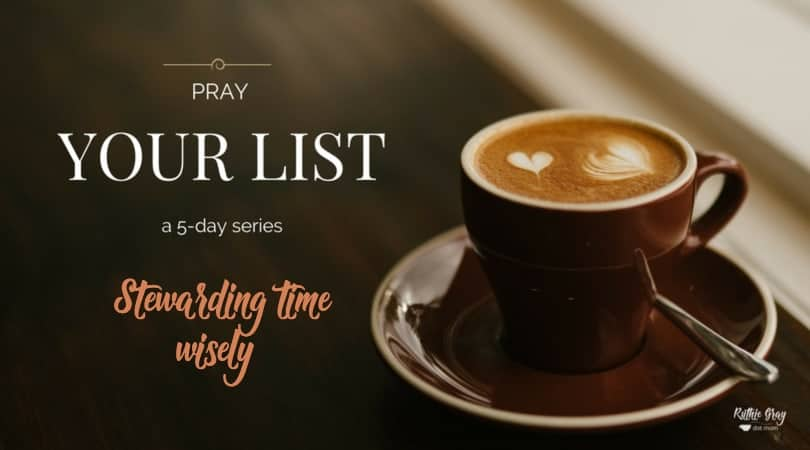 Pray Your List