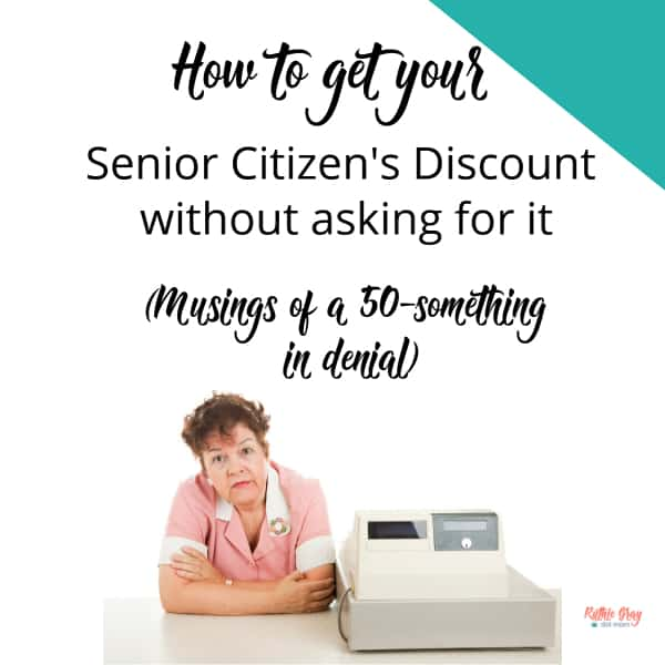 How to get your senior citizen discount without asking