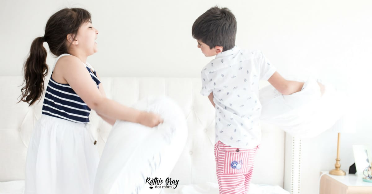 How to raise your children to love their siblings