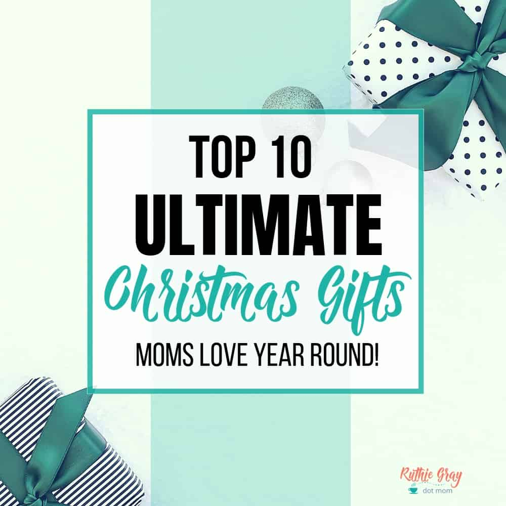 10 ultimate Christmas gifts moms love to use year-round