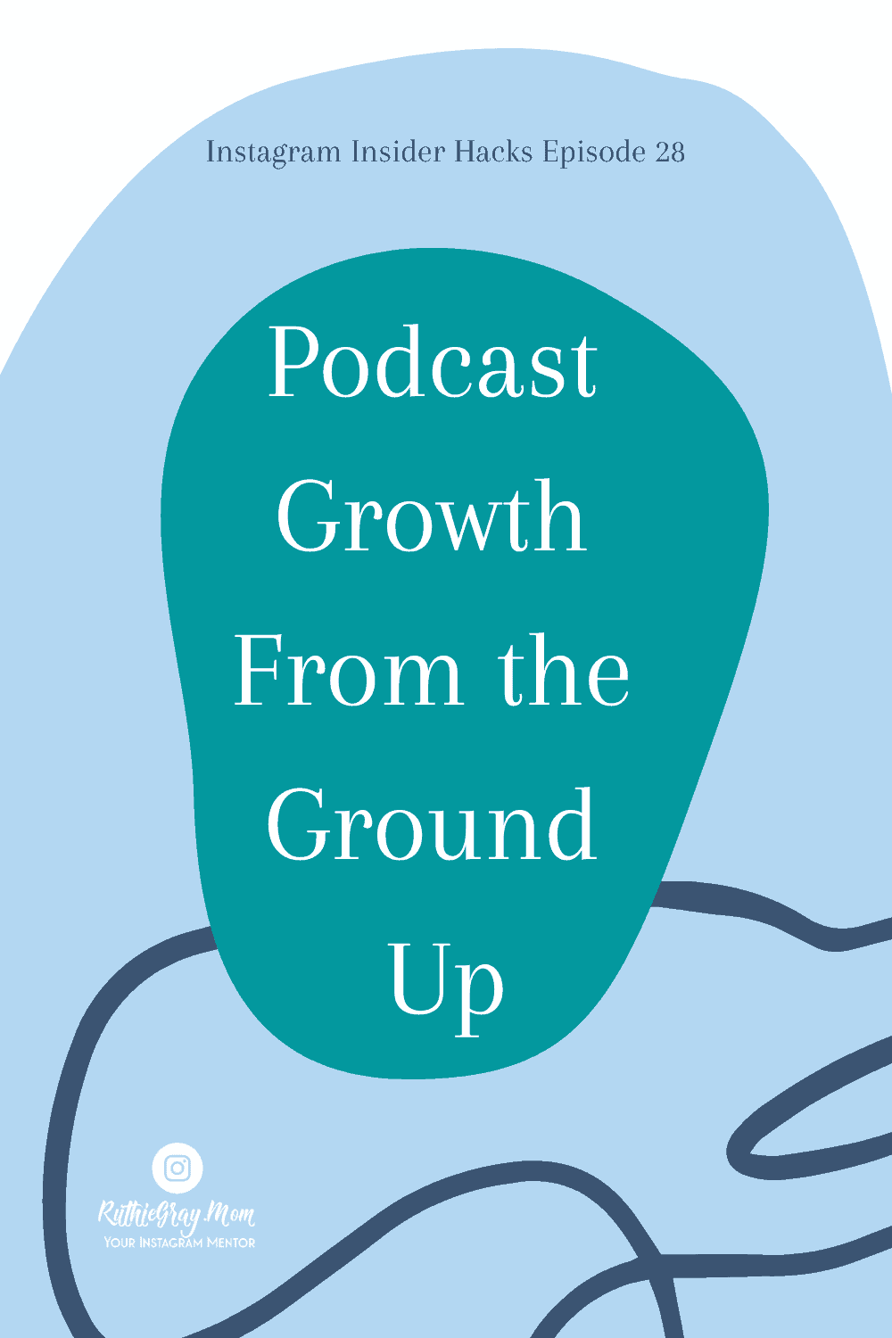 podcast growth from the ground up