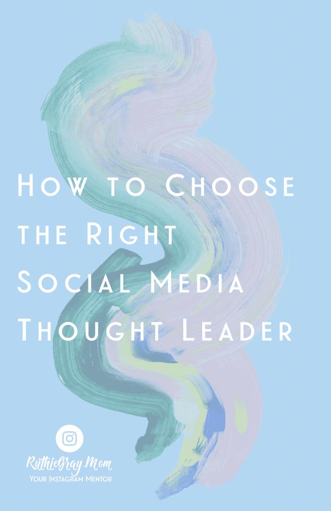 social media thought leader pin