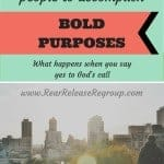 How God uses shy people to accomplish bold purposes