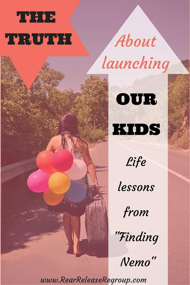 Funny thing about launching our kids - raising them to leave is like a losing piece of your heart and watching it walk off in someone else's body.